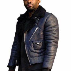 Drama Series 24 Legacy Isaac Carter Ashley Thomas Jacket