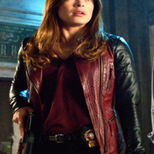 Beauty and the Beast Catherine Chandler Kristin Kreuk Jacket
