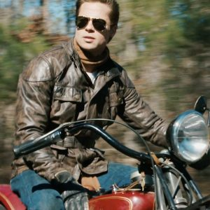 The Curious Case of Benjamin Button Brad Pitt Jacket