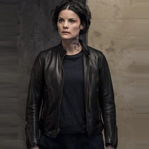 Blindspot Jane Doe Jaimie Alexander Leather Jacket