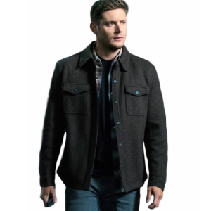 TV Drama Series Supernatural Jensen Ackles Cotton Jacket