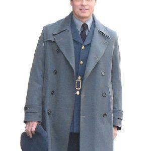 Allied Max Vatan Brad Pitt Coat