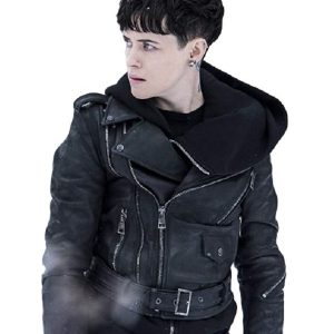 The Girl In The Spider Web Lisbeth SalanderClaire Foy Jacket