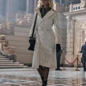 Charlize Theron Atomic Blonde Lorraine Broughton Coat