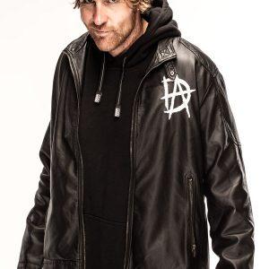 American Professional Wrestler Dean Ambrose Jacket