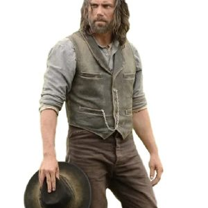 Anson Mount Hell on Wheels Cullen Bohannon Vest