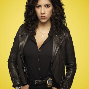 Brooklyn Nine Nine Series Detective Rosa Diaz Jacket
