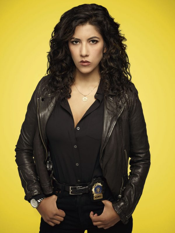 Brooklyn Nine Nine Series Detective Rosa Diaz Jacket