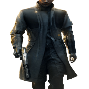 Deus Ex Mankind Divided Adam Jensen Coat