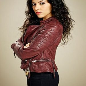 TV Drama Brooklyn Nine-Nine Rosa Diaz Leather Jacket