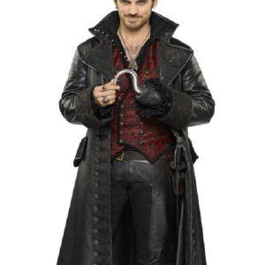 Once Upon a TimeCaptain Killian 'Hook' Jones Coat