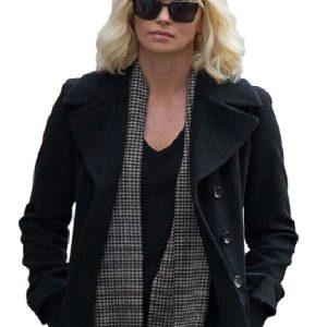 Atomic Blonde Lorraine BroughtonCharlize Theron Coat