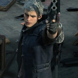 Video Game Series Devil May Cry 5 Nero's Devil Breaker Coat