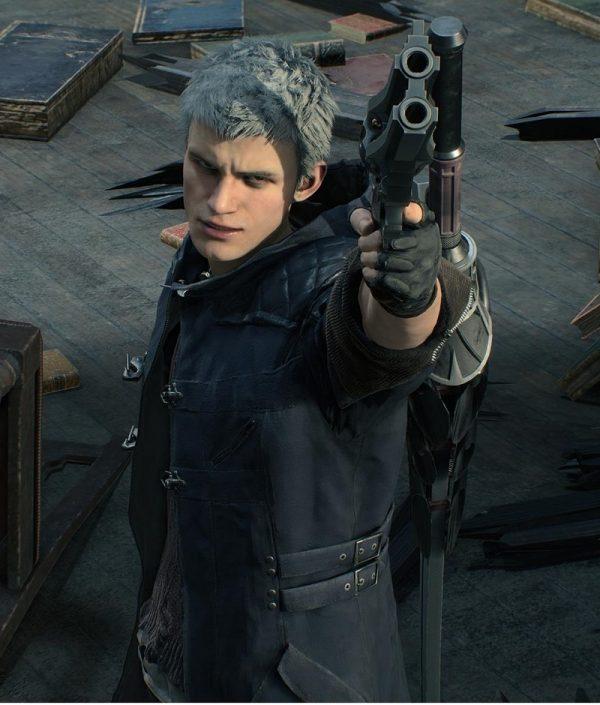 Video Game Series Devil May Cry 5 Nero's Devil Breaker Coat