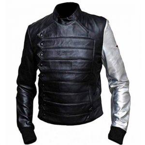The Winter Soldier Sebastian Stan Jacket