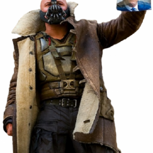 Tom Hardy Dark Knight Rises Bane Coat