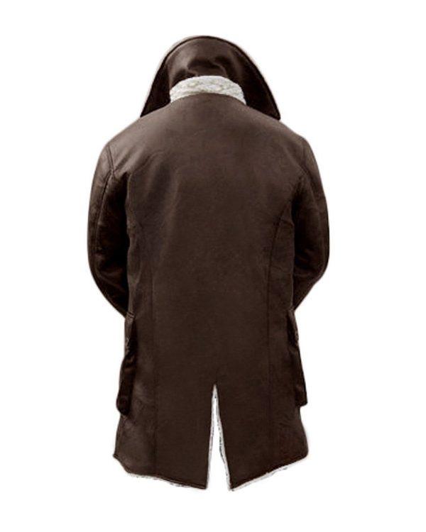 Dark Knight Rises Bane Brown Coat