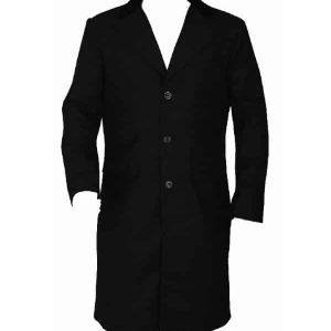 Celebrity Cillian Murphy as Thomas Shelby Black Coat