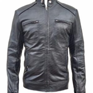 Heart Attack Enrique Iglesias leather Jacket, Classic leather jacket