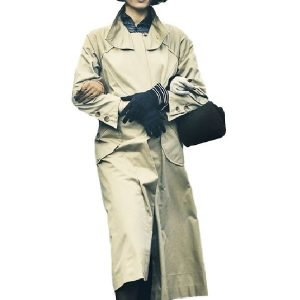 TV Drama Series Peaky BlindersLizzie StarkNatasha O'Keeffe Coat
