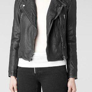 TV Series Agents of S.H.I.E.L.D. Daisy 'Skye' Johnson Chloe Bennet Black leather Jacket