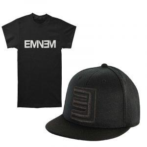 American rapper Eminem Hat Baseball CapT-Shirt