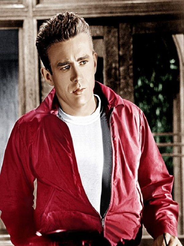 Rebel Without a Cause Jim Stark Red Jacket