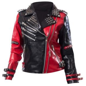 Buy Wrestler Toni Storm Studded New Leather Jacket