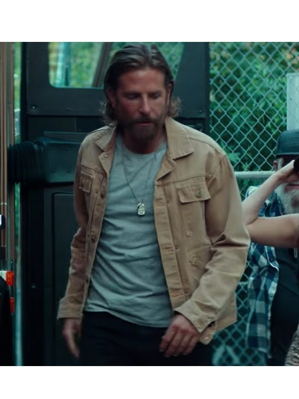Bradley Cooper A Star Is Born Jack Jacket