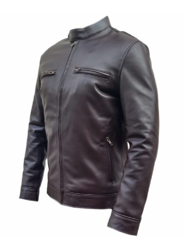 Chicago P.D. Hank Voight Jason Beghe Leather Jacket