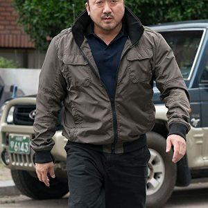 Movie Unstoppable Dong-Chul Dong-seok Ma Jacket