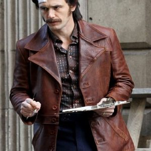The Deuce Series Frankie Martino James Franco Jacket