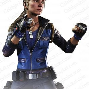 Video game series Mortal Kombat 11 Sonya Blade Jacket