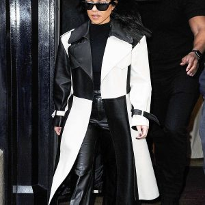 Kourtney Kardashian Designer Coat