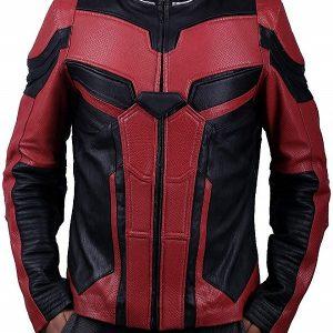Avengers Endgame Scott Lang Paul Rudd Ant-Man Jacket