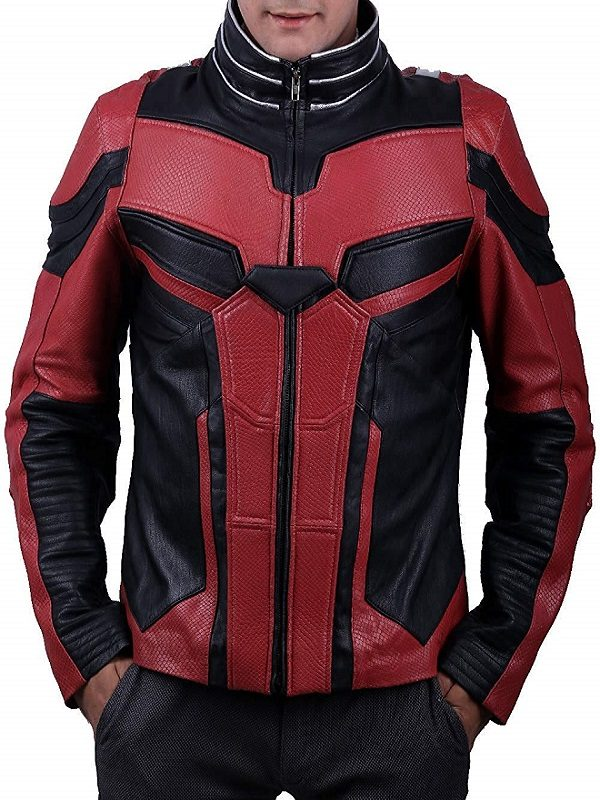 Avengers Endgame Scott Lang Paul Rudd Ant-Man Jacket