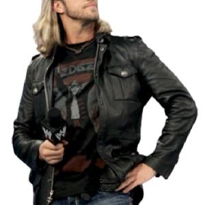 Actor Canadian professional wrestler Adam Joseph Copeland Edge Jacket