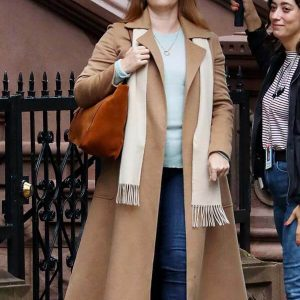 Amy Adams The Woman in the Window Anna Fox Coat