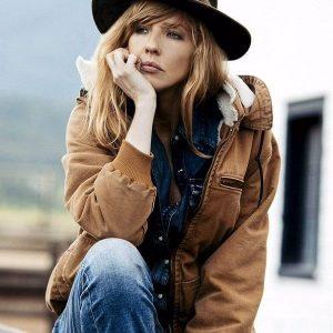 TV Series Yellowstone Kelly Reilly Beth Dutton Jacket