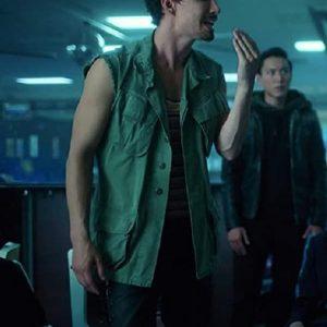 TV Drama The Umbrella Academy Klaus Hargreeves Vest