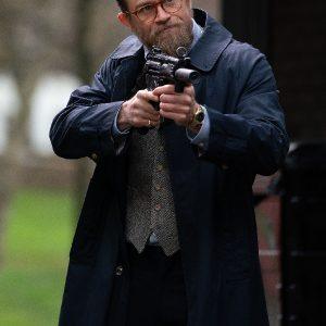 Charlie Hunnam The Gentlemen Ray Coat