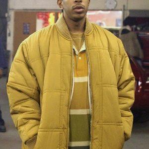 Ludacris Crash Anthony Bomber Jacket