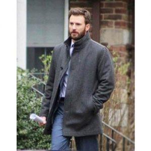 Andy Barber Defending Jacob Grey Coat