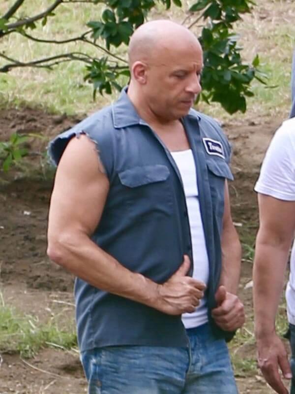 Dominic Toretto FF9 Vest