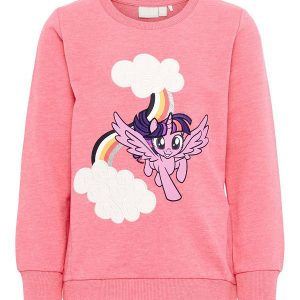 MY Little Pony Long Sleeve Pink Sweater