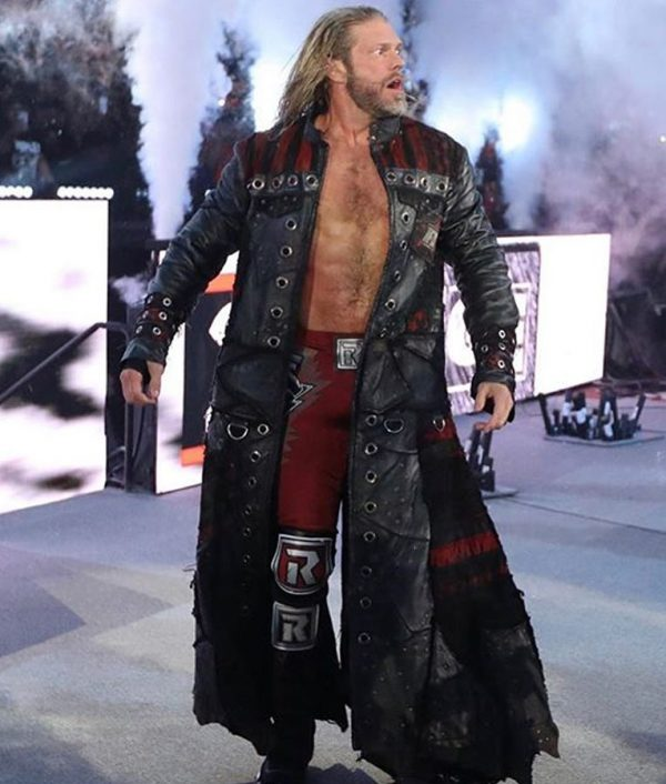 WWE Edge Trench Coat