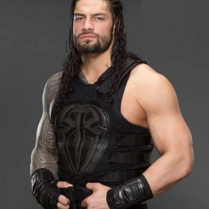 WWE Roman Reigns black Vest