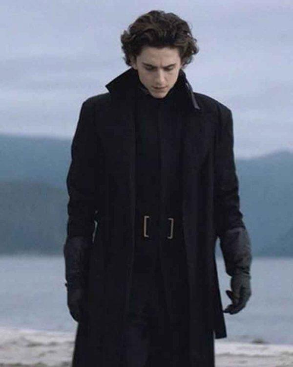 Dune Paul Atreides Coat